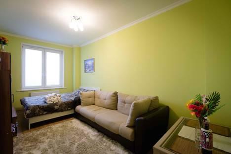 Сдается 1-комнатная квартира посуточнов Красногорске, бульвар Космонавтов, 1.