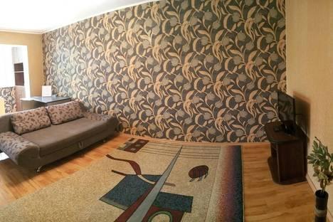 Сдается 1-комнатная квартира посуточнов Алматы, Алматинская область, улица Досмухамедова, 8.
