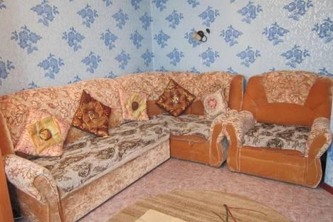 Сдается 1-комнатная квартира посуточнов Великом Устюге, ул. Хабарова д.19.