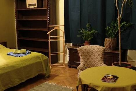 Сдается 1-комнатная квартира посуточнов Будапеште, Teréz krt. 22.