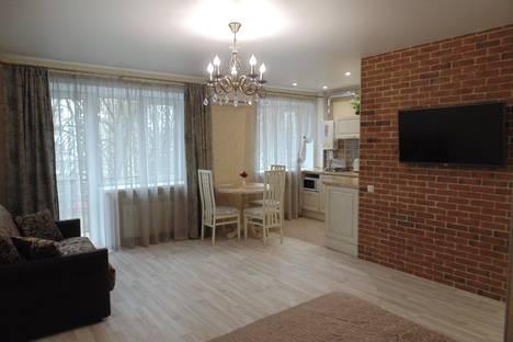 Сдается 1-комнатная квартира посуточно в Гомеле, ул. Красноармейская 2а.