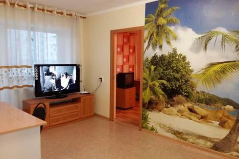 Сдается 2-комнатная квартира посуточнов Екатеринбурге, проспект Космонавтов, 51А.