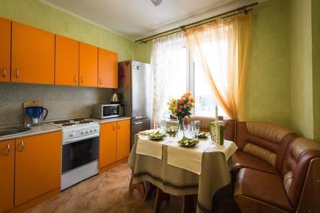 Сдается 1-комнатная квартира посуточнов Красногорске, бульвар Космонавтов, 4.