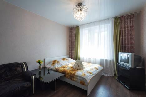Сдается 1-комнатная квартира посуточнов Красногорске, бульвар Космонавтов, 5.