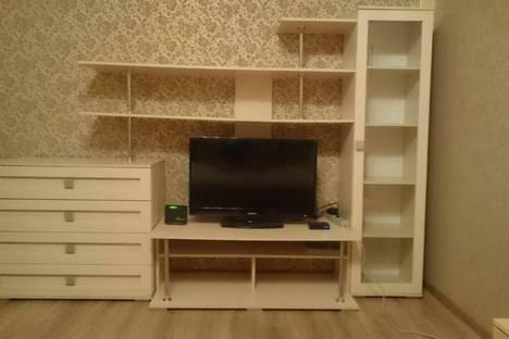 Сдается 1-комнатная квартира посуточнов Красной Поляне, улица Эстонская дом 37 корпус 5.