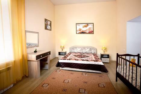 Сдается 3-комнатная квартира посуточно в Кисловодске, улица Герцена 5.