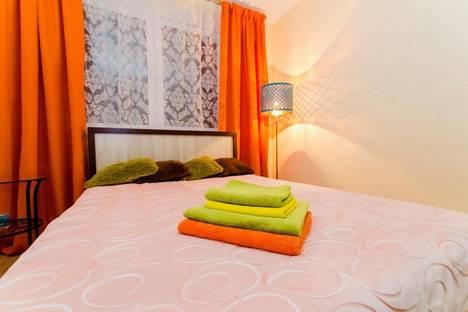 Сдается 2-комнатная квартира посуточно в Реутове, Носовихинское шоссе д.27.