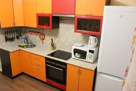 Сдается 1-комнатная квартира посуточнов Кирове, улица Володарского 132/1.
