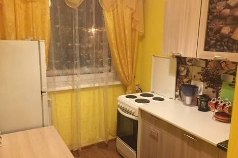 Сдается 1-комнатная квартира посуточно в Междуреченске, проспект Строителей, 22.