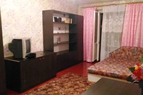 Сдается 1-комнатная квартира посуточно, ул. Краснодонцев, д. 80.
