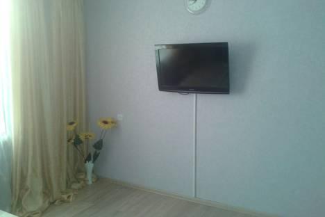 Сдается 1-комнатная квартира посуточнов Октябрьском, ул. Садовое Кольцо, 15.