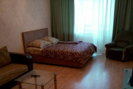 Сдается 1-комнатная квартира посуточнов Казани, Чистопольская улица, 85А.