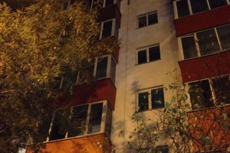 Сдается 1-комнатная квартира посуточнов Уфе, ул. Гафури д.11.