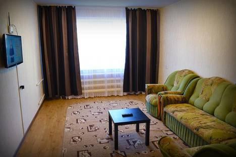 Сдается 2-комнатная квартира посуточно в Бийске, улица Ильи Мухачева, 258.