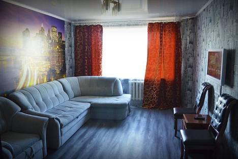 Сдается 3-комнатная квартира посуточно в Бийске, переулок Гастелло 6/1.