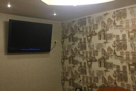 Сдается 1-комнатная квартира посуточно в Иванове, ул. Богдана Хмельницкого, 3.