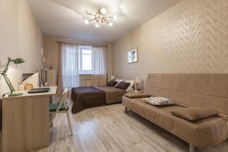 Сдается 1-комнатная квартира посуточнов Санкт-Петербурге, улица Белы Куна, 1.
