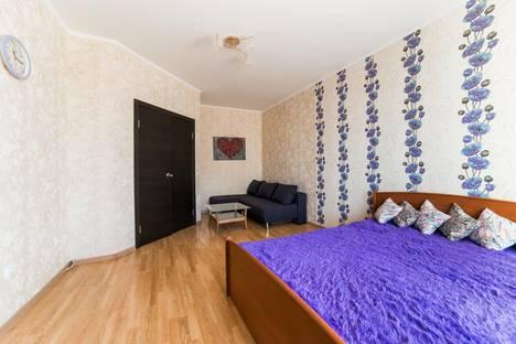Сдается 1-комнатная квартира посуточнов Екатеринбурге, Переулок Красный,5/2.