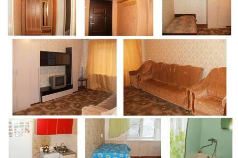 Сдается 1-комнатная квартира посуточнов Рыбинске, улица 9 Мая 18.