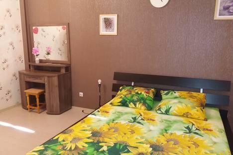 Сдается 1-комнатная квартира посуточно в Екатеринбурге, улица Саввы Белых, 1.