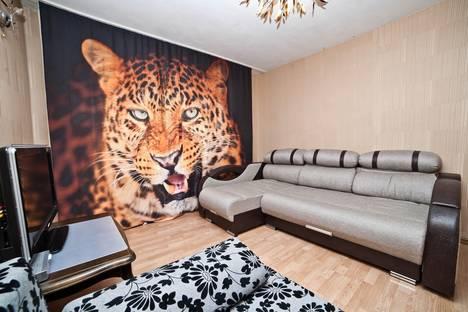 Сдается 2-комнатная квартира посуточнов Екатеринбурге, ул. Красных борцов ,д.12.