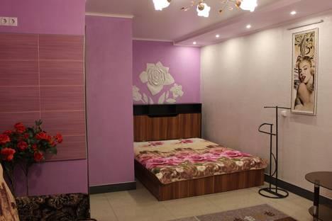 Сдается 1-комнатная квартира посуточнов Пензе, улица Глазунова, 1.