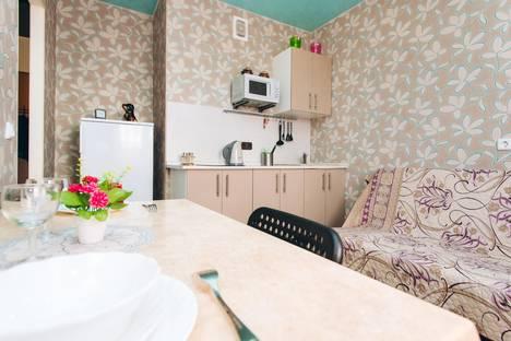 Сдается 1-комнатная квартира посуточнов Екатеринбурге, улица Павлодарского 48.