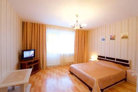 Сдается 1-комнатная квартира посуточно в Красноярске, ул. Молокова 10.