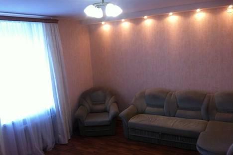 Сдается 1-комнатная квартира посуточнов Казани, Чистопольская улица, 73.