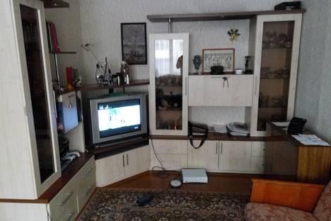 Сдается 2-комнатная квартира посуточно в Великом Устюге, ул. Виноградова, 62.