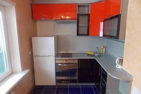 Сдается 1-комнатная квартира посуточнов Лесосибирске, улица Крылова, 11.