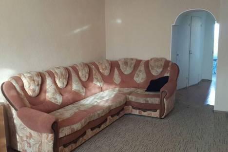 Сдается 2-комнатная квартира посуточно в Белокурихе, ул. Братьев Ждановых, 101.