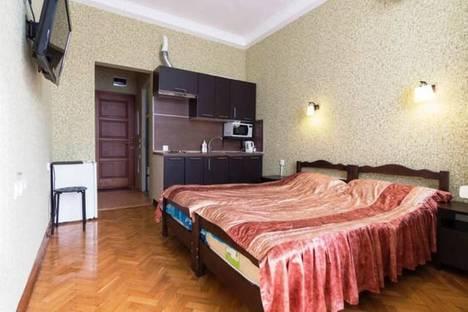 Сдается 1-комнатная квартира посуточно в Сочи, Курортный проспект 75к1.
