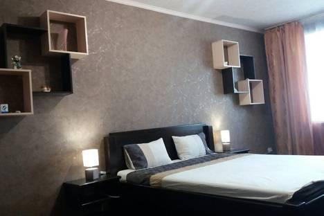 Сдается 1-комнатная квартира посуточно в Днепре, пр. Слобожанский, 109А.