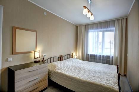 Сдается 2-комнатная квартира посуточно в Воронеже, улица Фридриха Энгельса, 43.