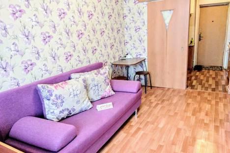 Сдается 1-комнатная квартира посуточно в Казани, улица Татарстан, 51.