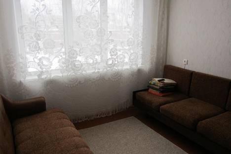 Сдается 2-комнатная квартира посуточно в Новополоцке, Молодёжная улица 175.