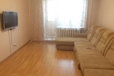 Сдается 2-комнатная квартира посуточнов Барнауле, проспект Красноармейский, 111.