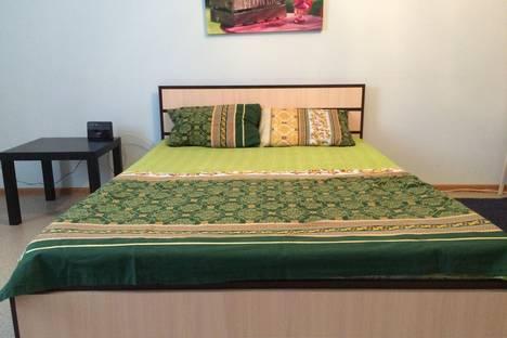 Сдается 2-комнатная квартира посуточнов Барнауле, улица Анатолия 35а.