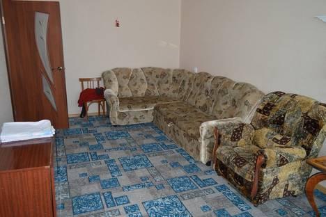 Сдается 1-комнатная квартира посуточно в Барнауле, улица имени А. Юрина, 206.