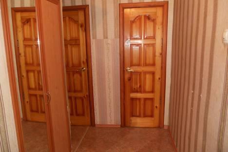 Сдается 1-комнатная квартира посуточно в Великом Устюге, Рабочая 9.