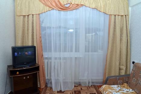 Сдается 1-комнатная квартира посуточно в Байкальске, Гагарина 187.