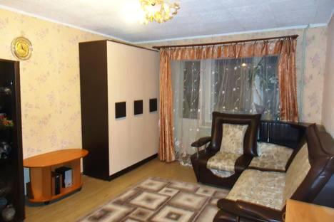 Сдается 1-комнатная квартира посуточнов Великом Устюге, ул. Виноградова, д. 55.