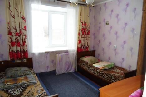 Сдается 2-комнатная квартира посуточнов Великом Устюге, Коммунальная улица д. 17а.
