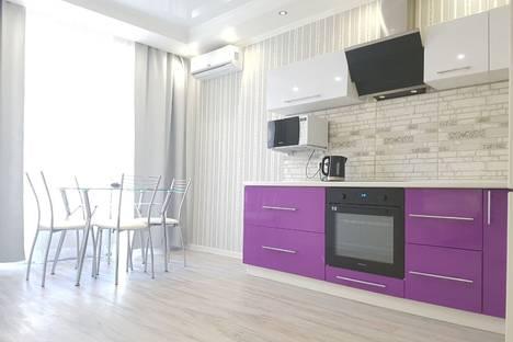 Сдается 2-комнатная квартира посуточно в Краснодаре, улица Красная 176 лит 5/1.