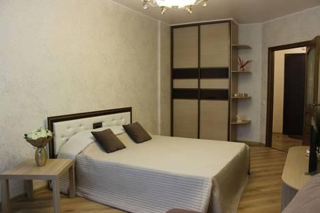 Сдается 1-комнатная квартира посуточнов Яблоновском, Красная 176 лит 1/4.