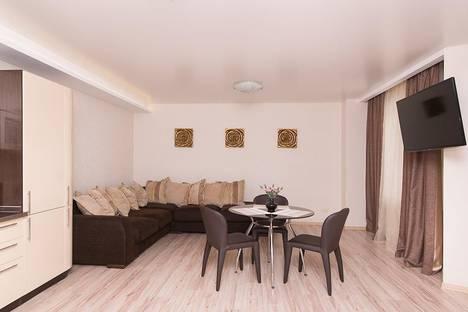 Сдается 2-комнатная квартира посуточнов Екатеринбурге, улица Ключевская, 15.