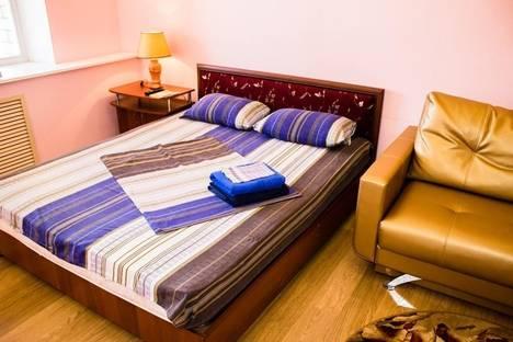 Сдается 1-комнатная квартира посуточно в Сыктывкаре, улица Ленина, 110.