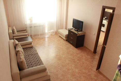 Сдается 1-комнатная квартира посуточнов Казани, Андрея Адо 15.