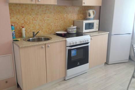 Сдается 1-комнатная квартира посуточнов Казани, Чистопольская улица, 61А.